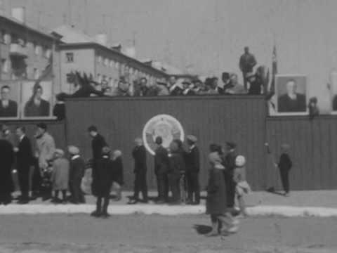 Новоульяновск 1966 год
