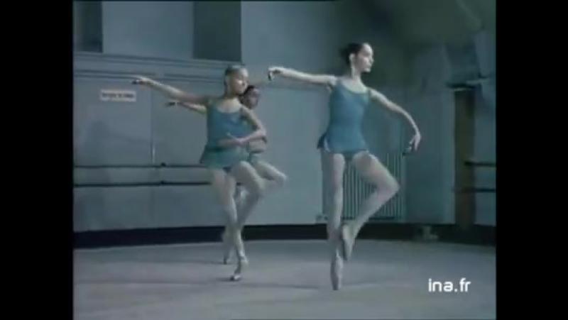 L'Ecole de danse de l'Opéra