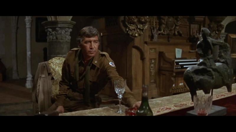 ОХРАНА ЗАМКА (1969) - военная драма, мелодрама, экранизация. Сидни Поллак 1080p