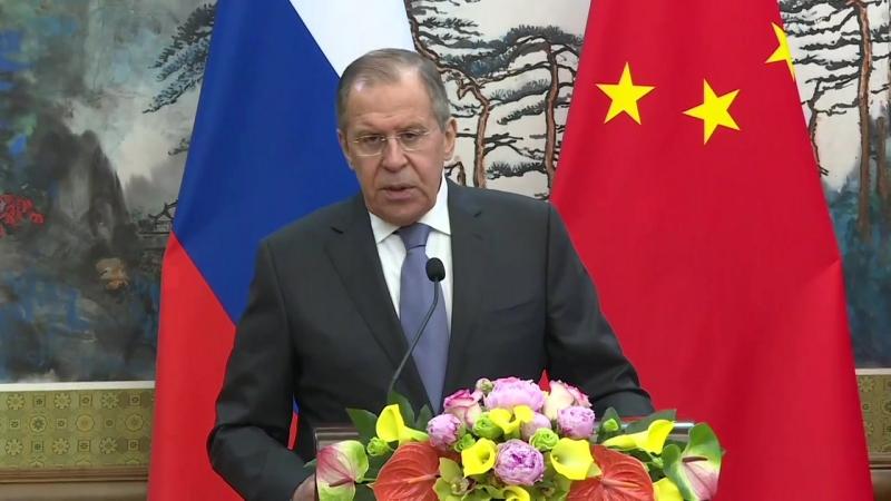 La vérité va sortir par la force - Sergueï Lavrov sur la crise en Syrie