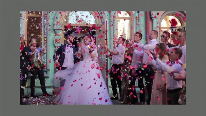 Рождение новой семьи – волшебный момент. Запечатлите свое бракосочетание на видео. Для заказа – напишите в личку.