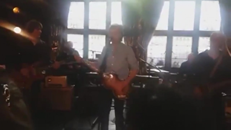 Paul McCartney Come Home To You NEW SONG in Philharmonic Pub Liverpool