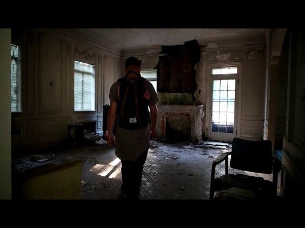 Заброшенный особняк миллионера, призраки и дети