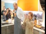 Открытие салона LORENA кухни в Екатеринбурге! 2 часть.