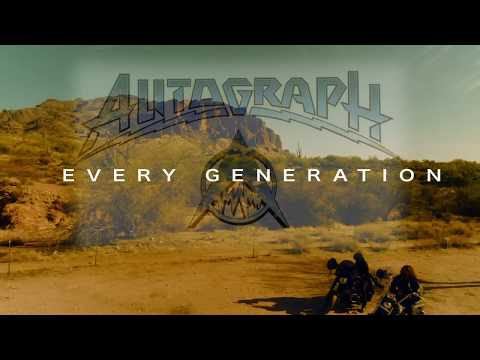 Autograph - Every Generation Official Music Video