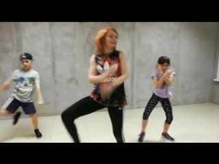 Леся Соловьева - детский хип-хоп