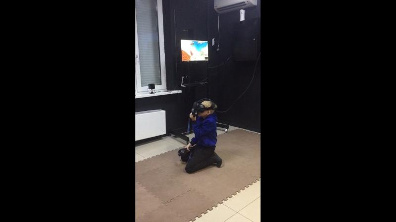 Виртуальный клуб Гарнизонный 3