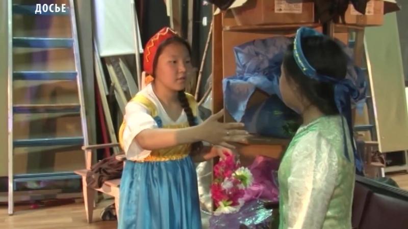 Кызылский театр юного зрителя стал лауреатом первой степени 35-го Международного многожанрового конкурса культуры