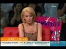 Kylie Minogue Sunrise Interview Sydney 14.01.2008 1/2
