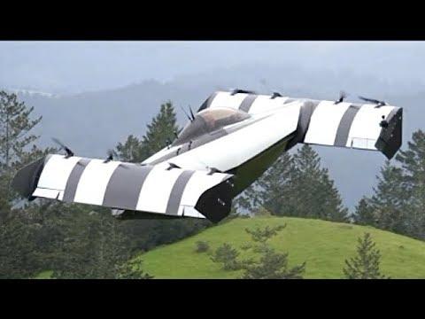 BlackFly - первый лицензионный летающий автомобиль