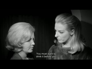 Красные розы страсти / Red Roses of Passion (1966) / Crime, Drama, Fantasy / ENG + sub (eng) / 1080p