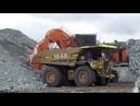 Самый большой гидравлический экскаватор в мире