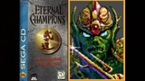 Eternal Champions Challenge from the Dark Side (Sega CD) -Trident Playthrough (Warrior)