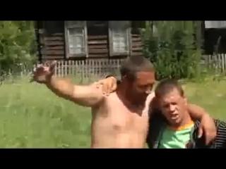Пьяная деревня. Юмор. Смешное видео. Приколы