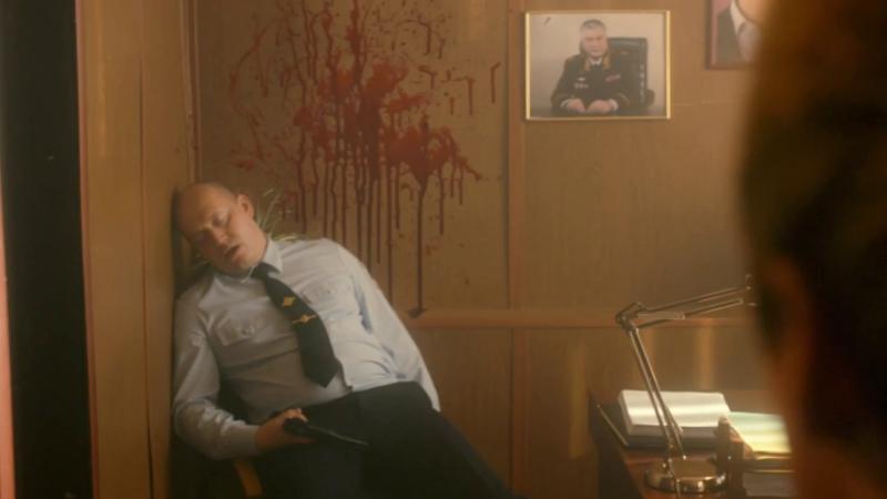 Полицейский с Рублёвки - Тяжелый день