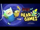 Adventure Time- Magic Mans Head Games VR Trailer