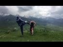 Тренировка Чемпиона М 1 Дамира Исмагулова в горах