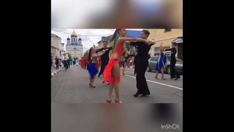Бальные танцы на Русской закваске