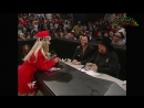 The Kat gives Jerry Lawler and Christmas present