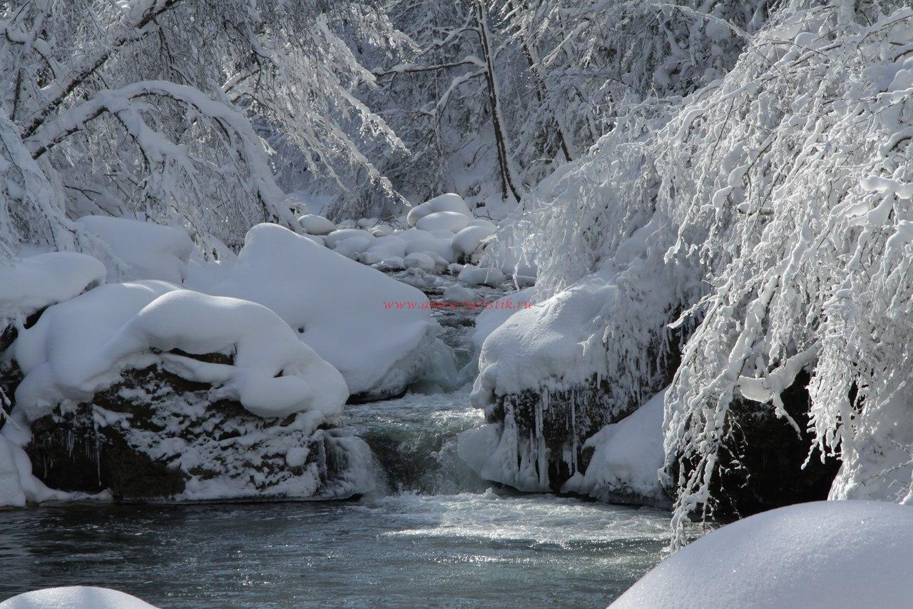 Афиша Краснодар 4.01-Зима в Мезмае(Орлиная полка,Гуамское ущелье