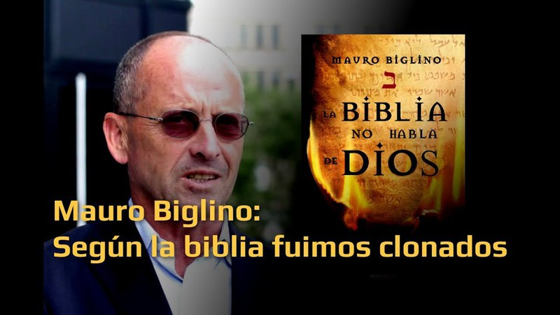 Experto traductor bíblico afirma que la Biblia no habla de Dios sino de clonación Jorge Guerra