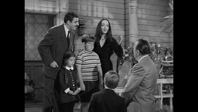The Addams Family (1964) S01E05 The Addams Family Tree