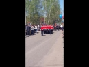 Парад на 9 мая в городе Барыше 2018 года