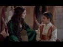 Махидевран видит Сулеймана и Хюррем на балконе_ Великолепный век Роксолана