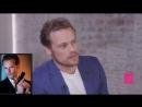 Джош Хоровиц и Сэм Хьюэн на MTV рассматривают фотки Сэма