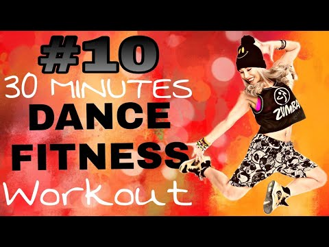 30 MINUTES DANCE FITNESS WORK OUT FOR WEIGHT LOSS 10 | 30 Phút Đốt Mỡ | MICHELLE VO