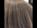 переход из чёрного в натуральный коричневый после бытового красителя вашминиатюрныйсовершенныймастер сложноеокрашивание