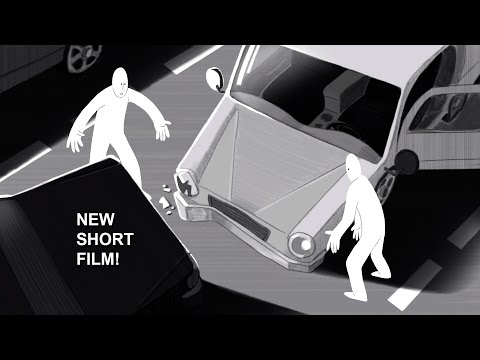 2D Animated Short Film - AND THEN - Animation movie by Cindy Yang