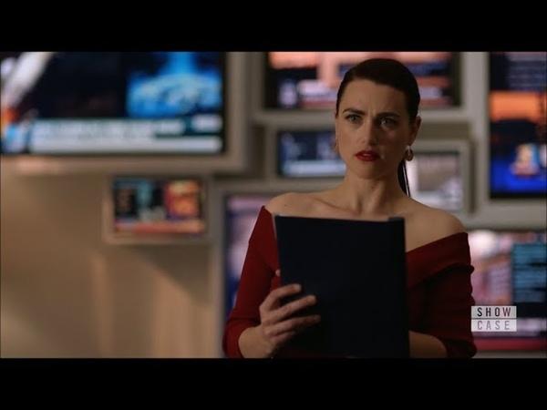[3x21] Supergirl - Lena Luthor Scenes pt 2