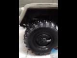 Как нужно мыть колёса в армии
