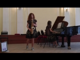 Концертино-2018 Анна и Алена Михины (Дмш №12 им. Чайковского, Нижний Новгород)