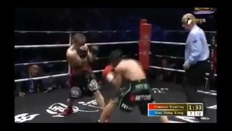Тамманун Ньомтронг vs Сюн Чао Чжун (Thammanoon Niyomtrong vs Chao Zhong Xiong) 27.07.2018