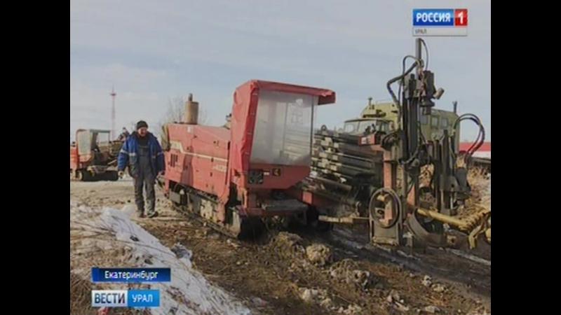 На окраине Екатеринбурга подтоплены несколько домов коллективного сада
