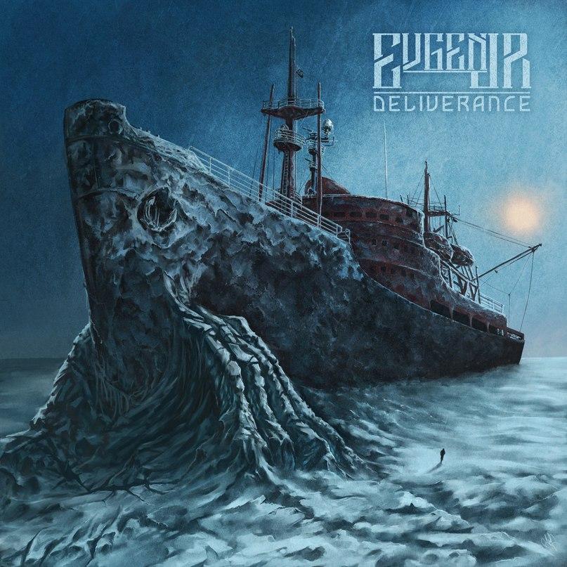 Новый альбом EVGEN_JR - Deliverance (2017)