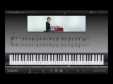 GarageBand - Artist Lessons All Piano - Norah Jones - Thinking About You