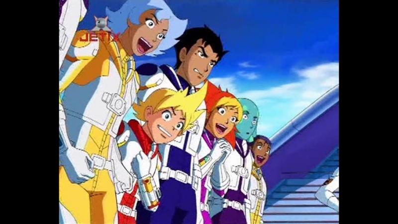 Team Galaxy - 6 Серия (Н2О ни за что)