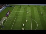 Лучший гол недели ⚽️🔥🎮 #fifa18 #unitedps4club #eafifa18