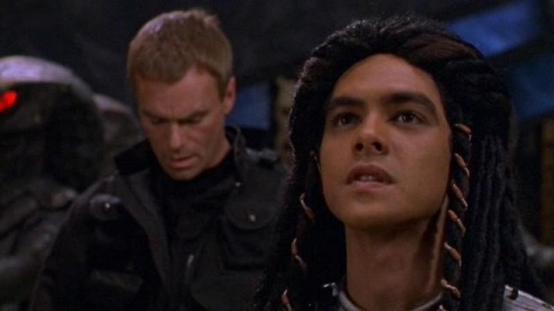 Stargate SG-1. Season 1 (1999)(21) - В объятиях змеи. (Within the serpent's grasp)