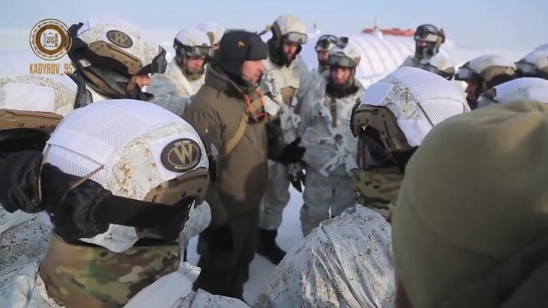Росгвардия в Арктике и Мурманске | Специальные подразделения России | СПР
