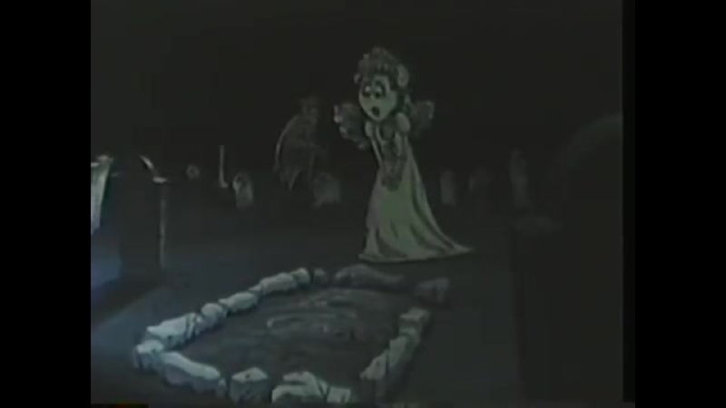 The Canterville Ghost 1988 Animation