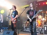 Waltari Lights on, Live at Lankafest 2014 in Puolanka Finland
