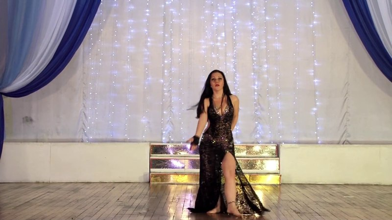Наталья Корякова. Гала-концерт 4 Фестиваля восточного танца Авалим, г.Орск, 31 марта 2018г.