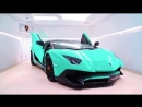 Lamborghini Aventador LP750 4 Super Veloce Roadster BluGlauco