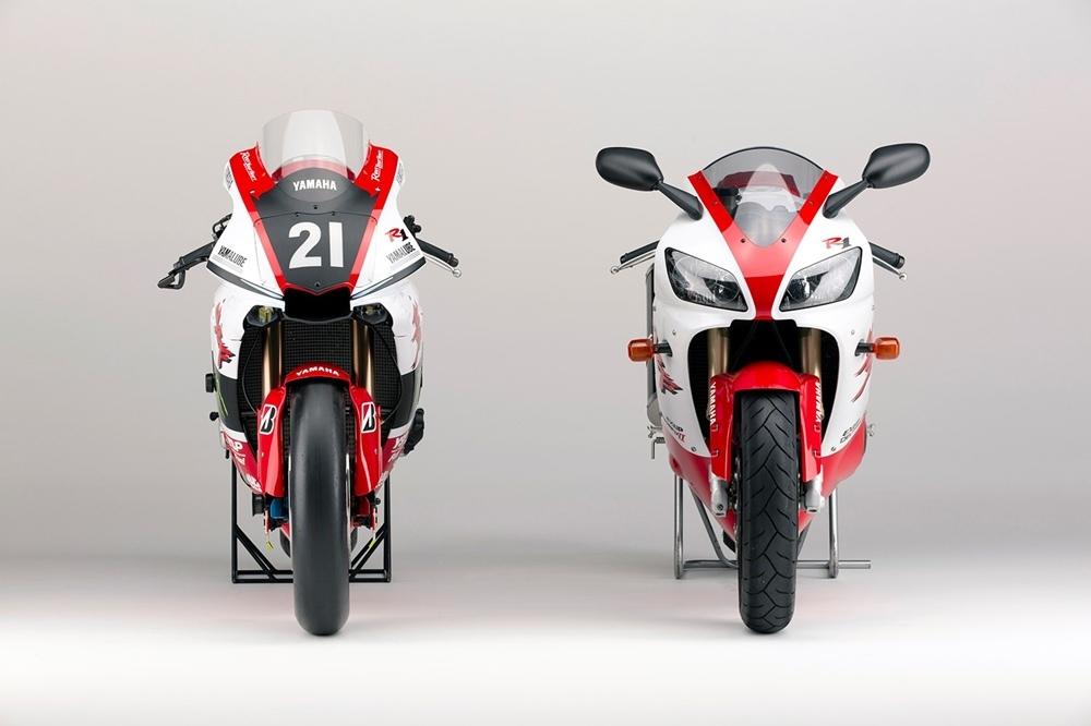 Компания Yamaha подготовила юбилейные гоночные мотоциклы Yamaha R1 20th Anniversary Suzuka 8 Hour