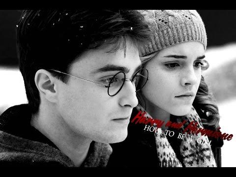 клип Гарри и Гермиона.Гарри Поттер.