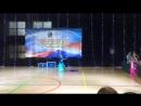 танец на чемпионате России